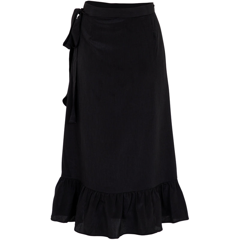 Neo Noir - Kjol - Mika Structure Skirt (100) - Thernlunds