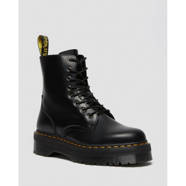 Dr Martens - Skor - Jadon Black Polished Smooth - Thernlunds