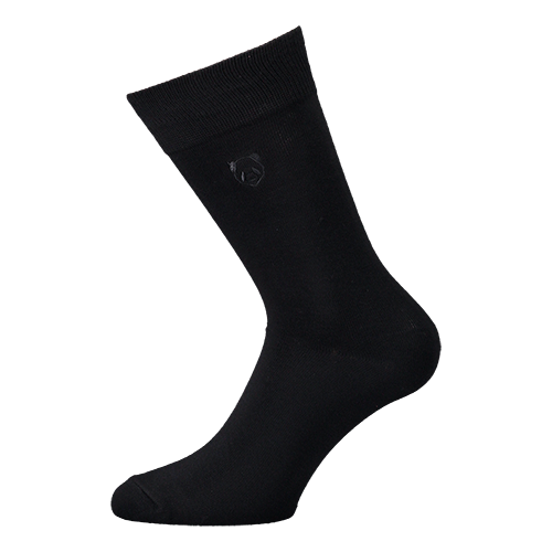 Bamzigo - Strumpor - Vince Crew Socks (Black) - Thernlunds