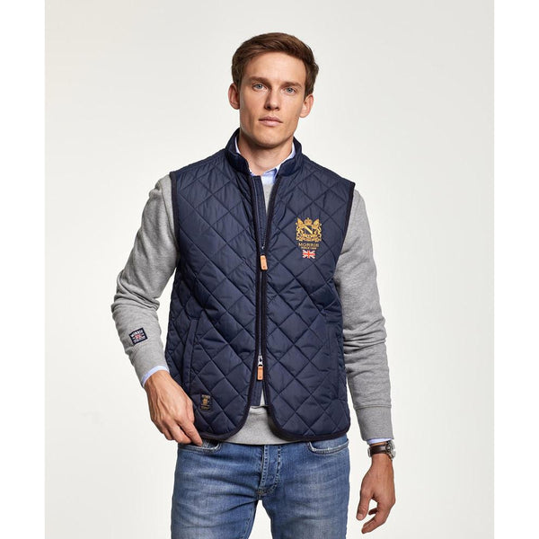 Trenton Quilted Vest - Thernlunds