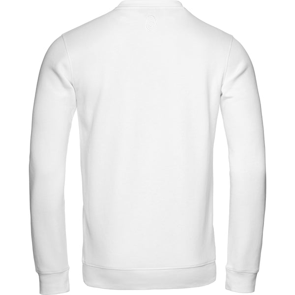 JR BOWMAN SWEATER (101 White)