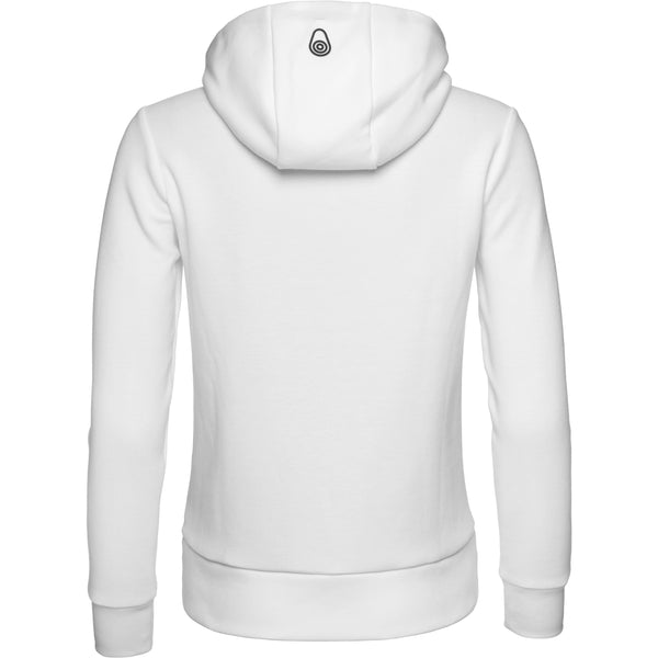 Sail Racing - Tröja - W Race Hood (101 White) - Thernlunds