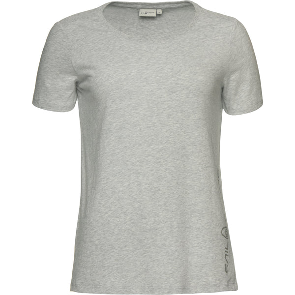 Sail Racing - T-shirt - W Gail Tee#2 (925 Grey Mel) - Thernlunds
