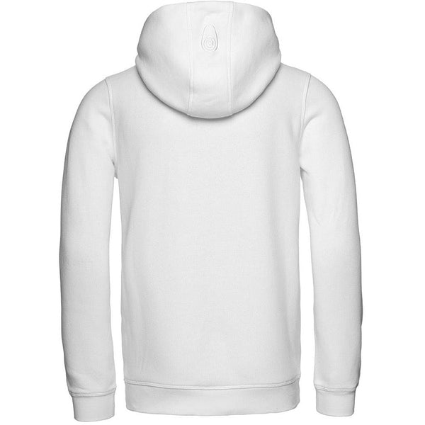 Sail Racing - Tröja - JR Bowman Zip Hood (101 White) - Thernlunds