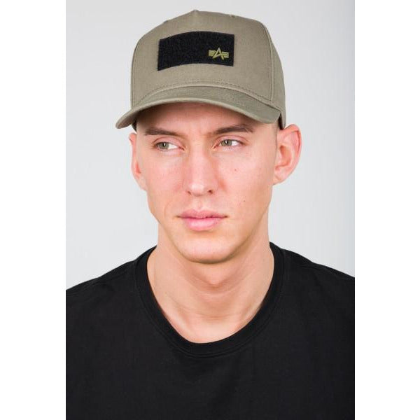 Alpha Industries - Keps - VLC Patch Cap - Thernlunds