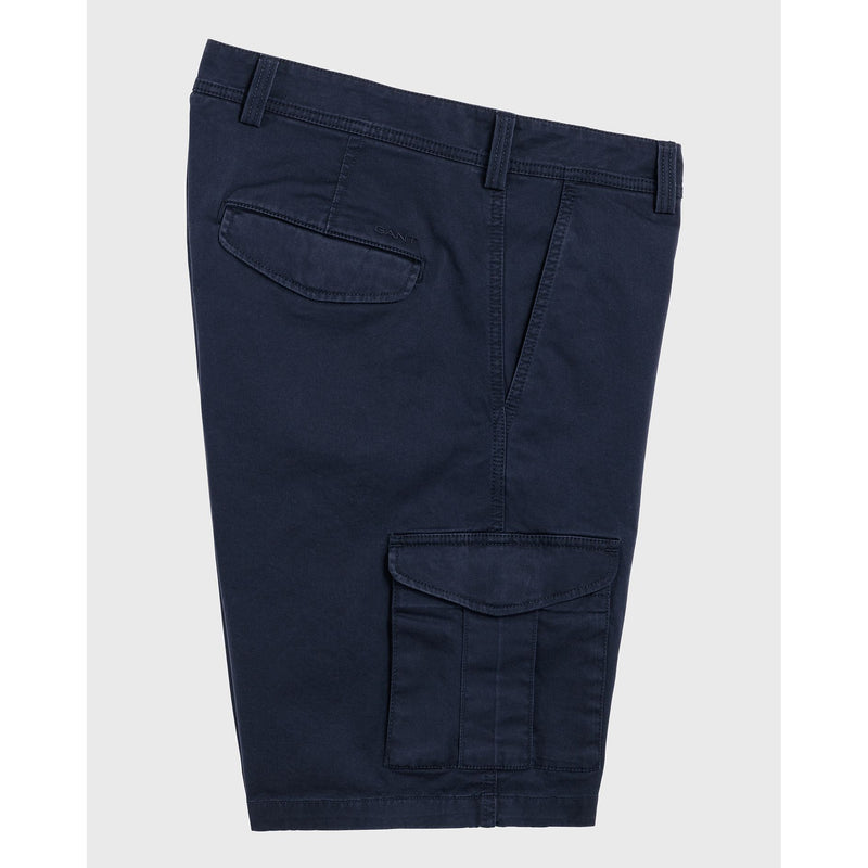 Gant - Shorts - Relaxed Utility Shorts (410 Navy) - Thernlunds