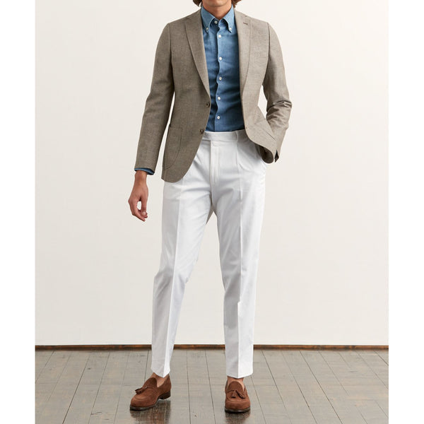Herringbone Blazer - Thernlunds