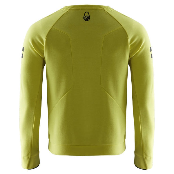 Sail Racing - Tröja - Race Tech Sweater (323 Blazing Yellow) - Thernlunds