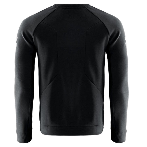 Sail Racing - Tröja - Race Tech Sweater (999 Carbon) - Thernlunds