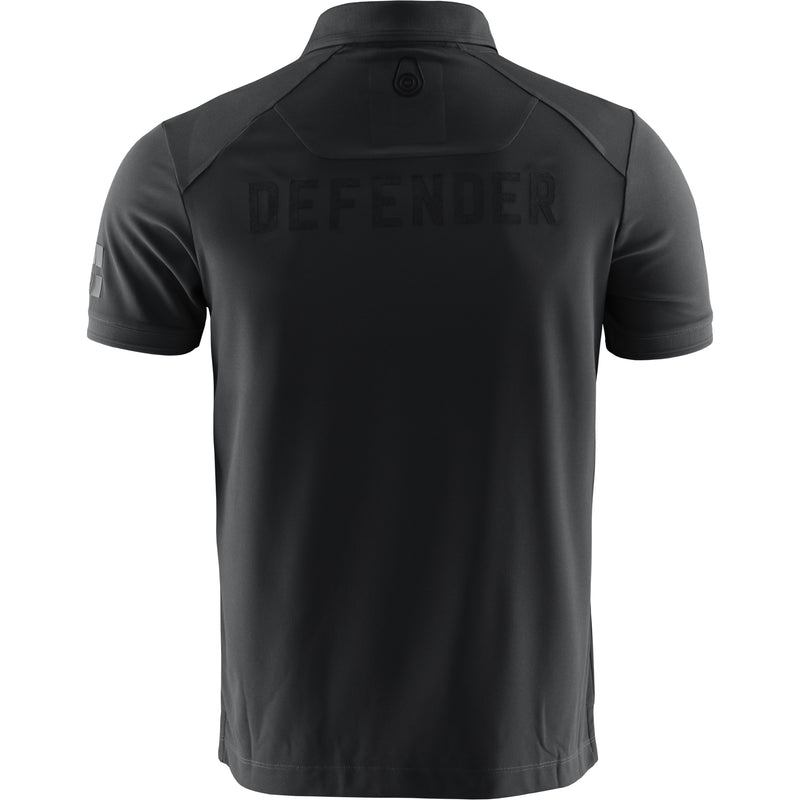 Sail Racing -  - Defender Tech Polo (971 Phantom Grey) - Thernlunds