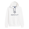 D1. Gant Lock - Up Hoodie - Thernlunds
