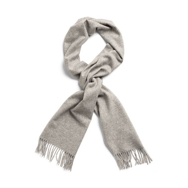 Solid Wool Scarf - Thernlunds