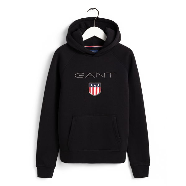 Gant Shield Hoodie - Thernlunds