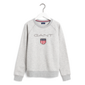 Gant Shield C-Neck Sweat - Thernlunds