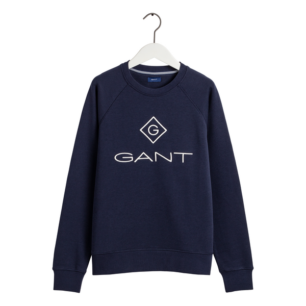 Gant Lock-up C-neck Sweat - Thernlunds