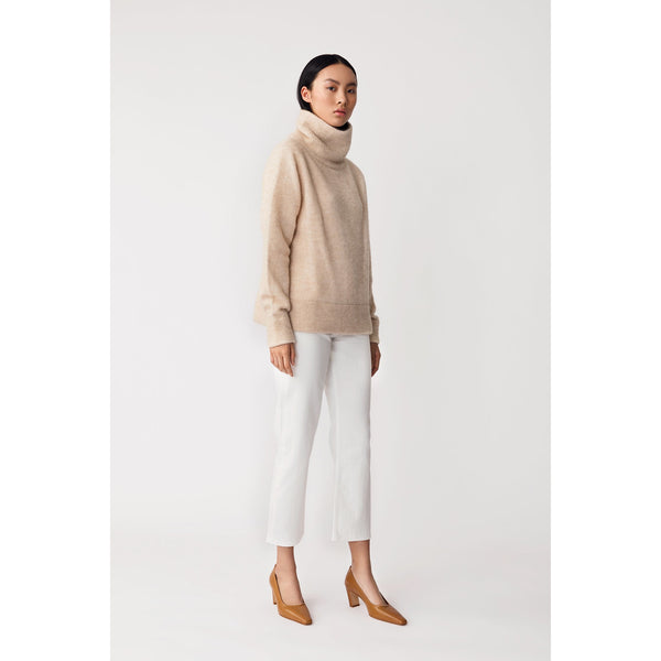 Stylein - Tröja - Sweater (Light beige) - Thernlunds
