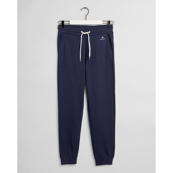 Gant - Byxa - 4204911 Lock Up Sweat Pants (433 Evening Blue) - Thernlunds