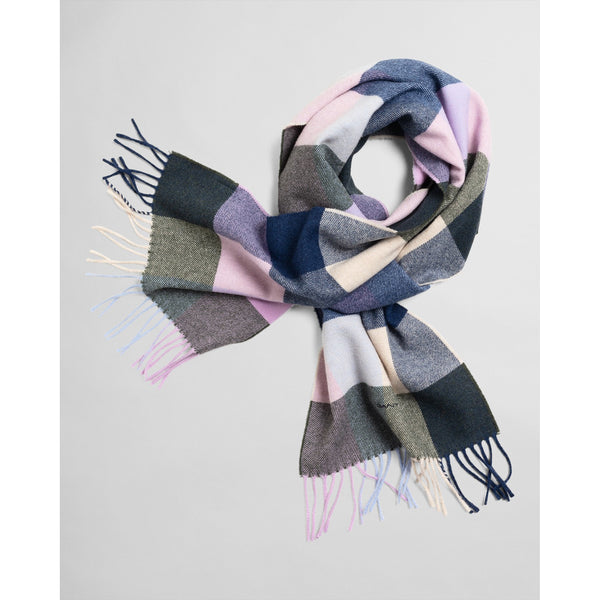Multi Check Scarf - Thernlunds