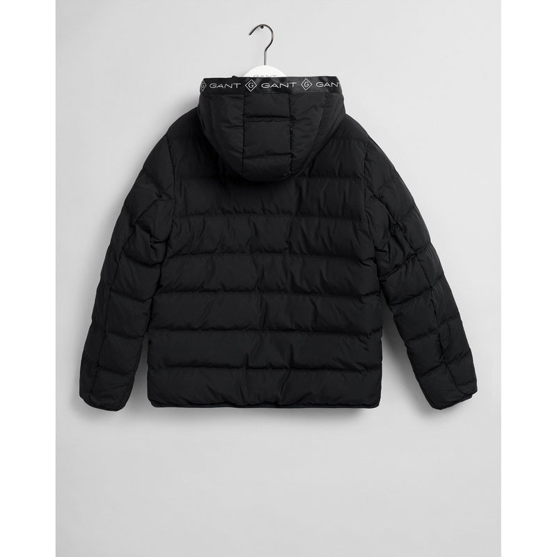 Gant - Jacka - D1. Lock-Up Stripe Puffer Jacket - Thernlunds