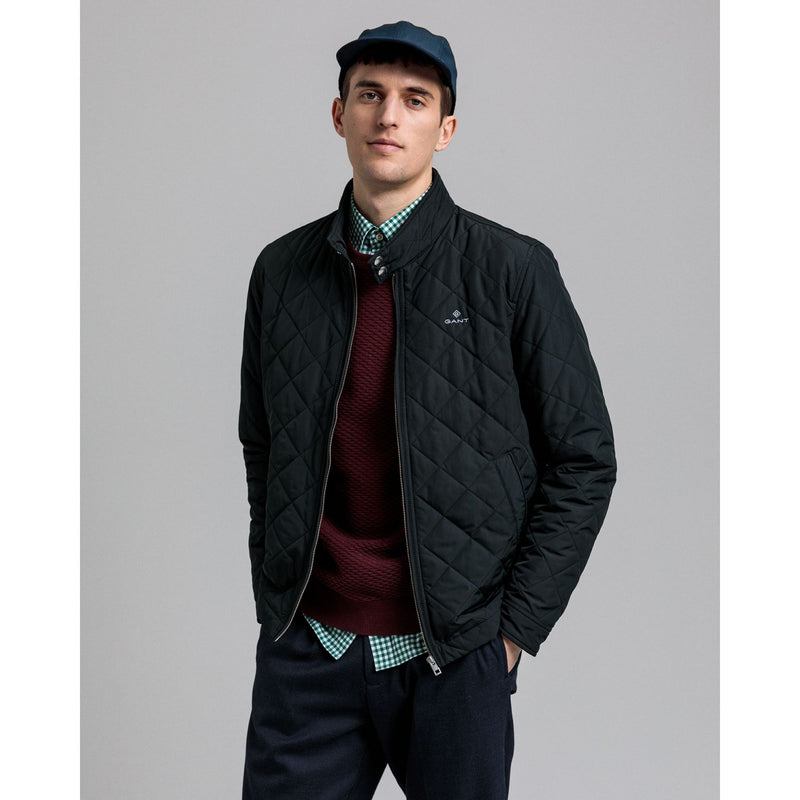Gant - Jacka - Quilted Windcheater - Thernlunds