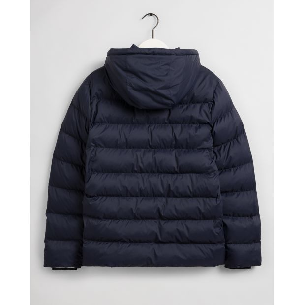 Gant - Jacka - The Active Cloud Jacket (433 Evening Blue) - Thernlunds