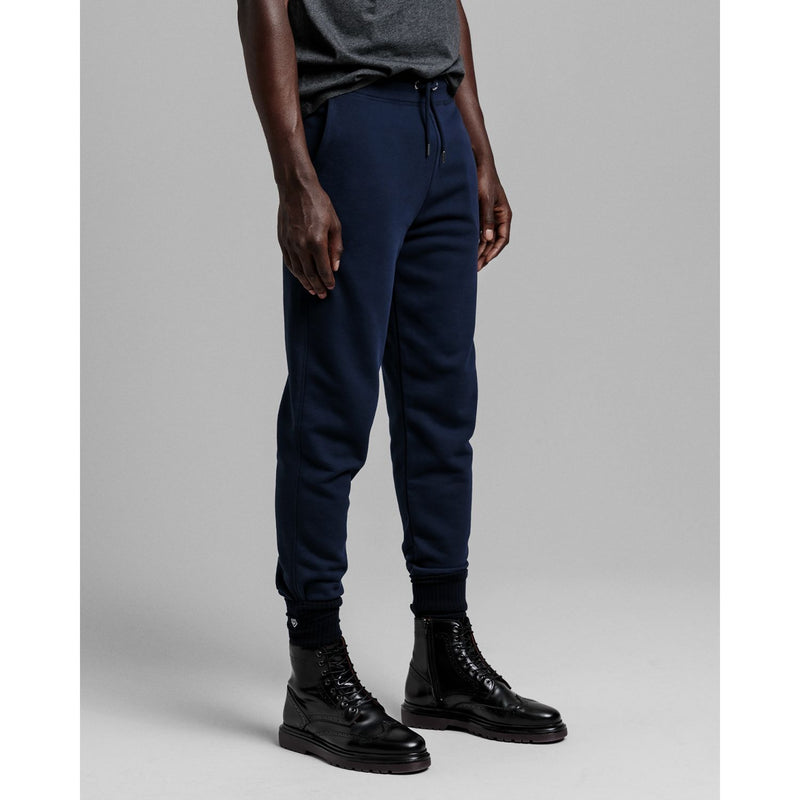 Gant - Byxa - The Original Sweat Pants (433 Evening Blue) - Thernlunds