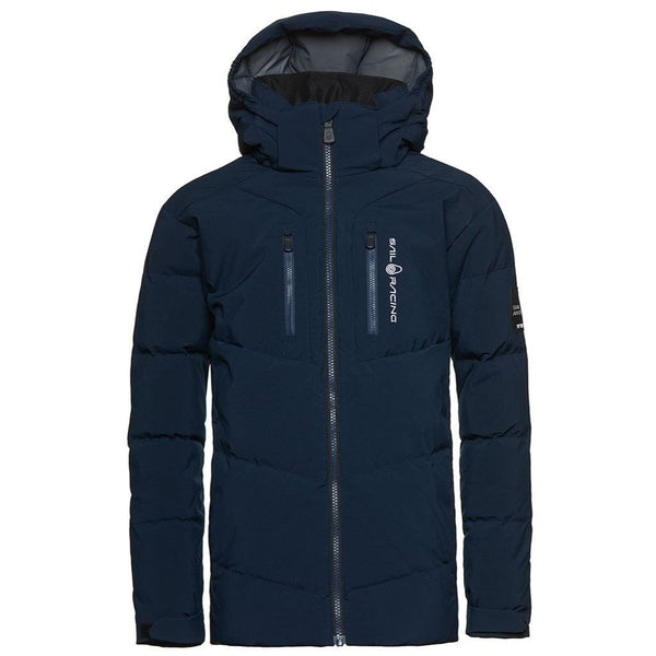Sail Racing - Jacka - JR Patrol Down Jacket (696 Navy) - Thernlunds