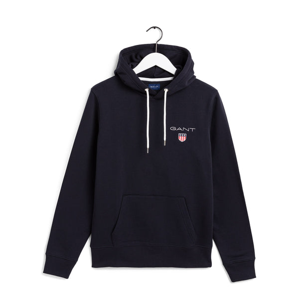 Gant - Tröja - Medium Shield Hoodie - Thernlunds