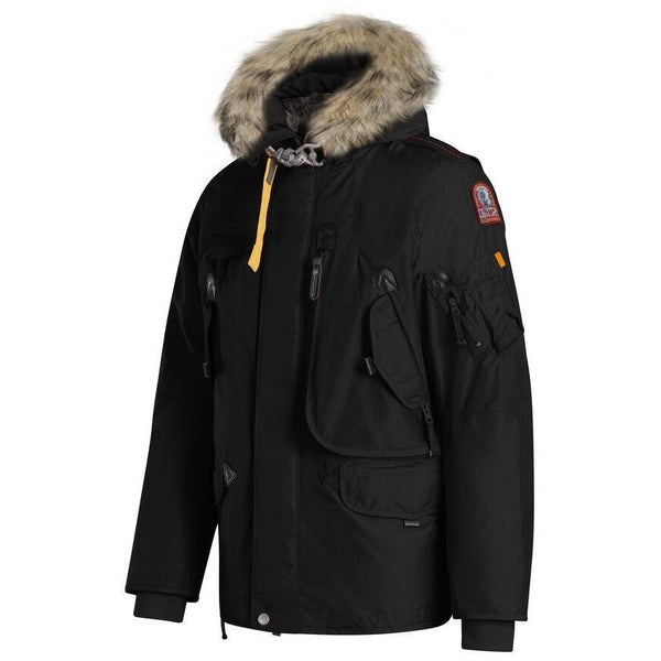 Parajumpers - Jacka - Right Hand Jacket (542 Black) - Thernlunds