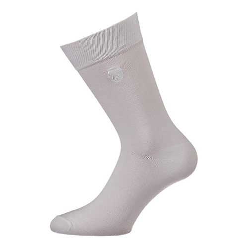 Bamzigo - Strumpor - Vince Crew Socks (WHITE) - Thernlunds