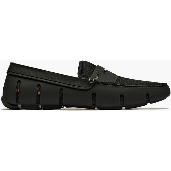 Swims - Skor - Penny Loafer (001 Black) - Thernlunds
