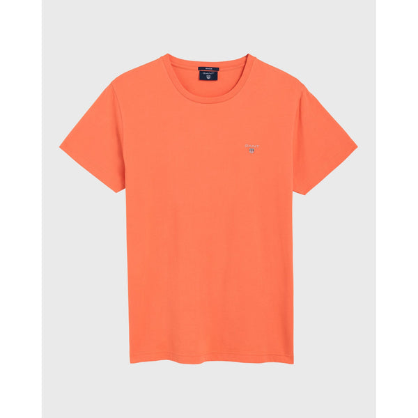 The Original SS T-Shirt (859 Coral Orange)