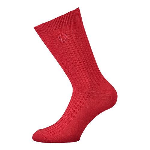 Bamzigo - Strumpor - Jimmies Cylinder Socks (RED) - Thernlunds
