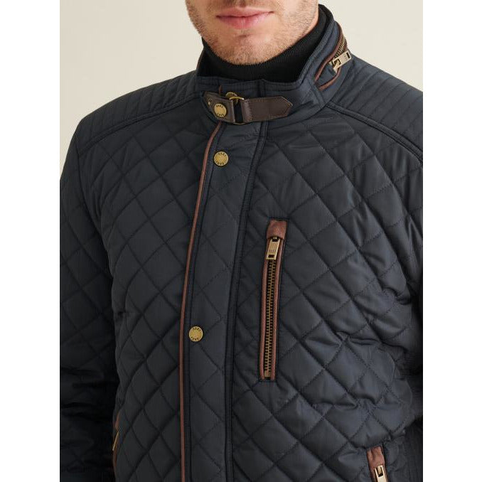 Saki - Jacka - Harris Jacket (69800 Dark Navy) - Thernlunds