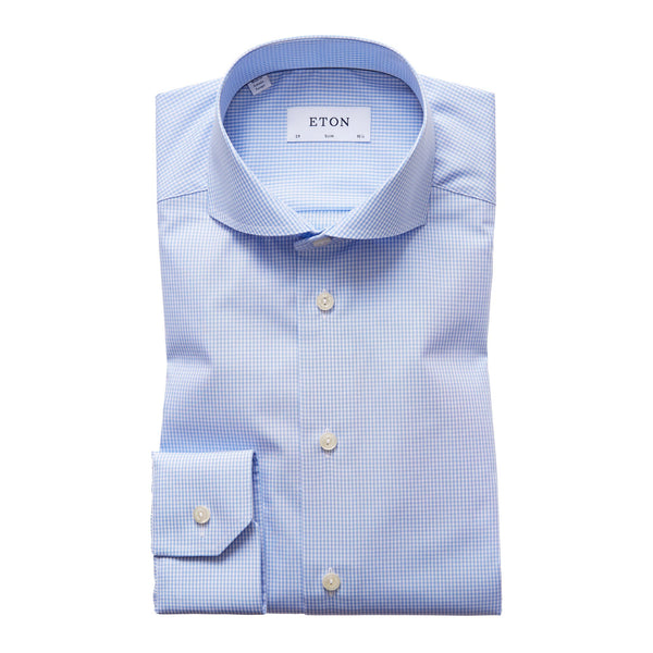 Slim Fit Shirt (23 Blue)