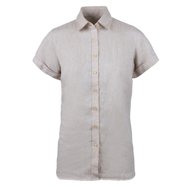 Steffi Sh Slv Shirt - Thernlunds