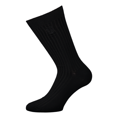 Bamzigo - Strumpor - Jimmies Cylinder Socks (Black) - Thernlunds