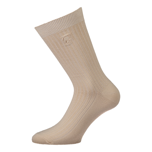 Bamzigo - Strumpor - Jimmies Cylinder Socks (BEIGE) - Thernlunds