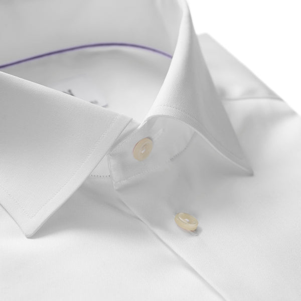 Signature Contemporary Shirt (00 White)