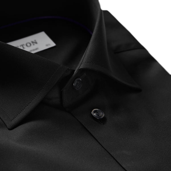 Signature Contemporary Shirt (18 Black)