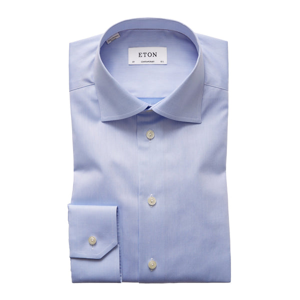 Signature Contemporary Shirt (21 Blue)