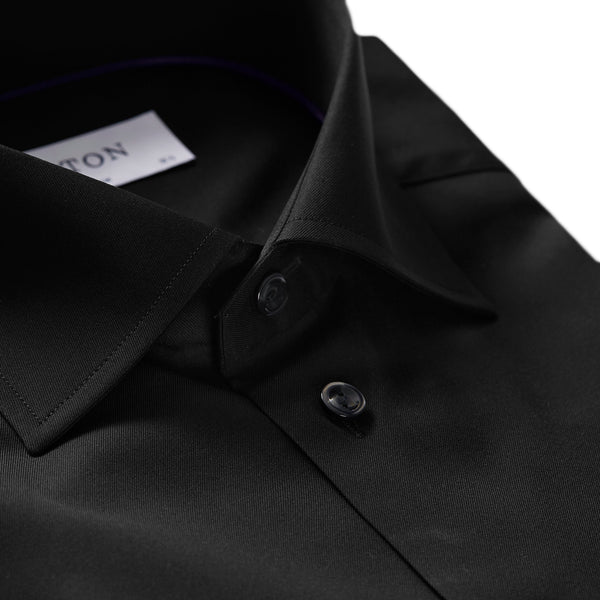Eton - Skjorta - Signature Slim Shirt - Thernlunds