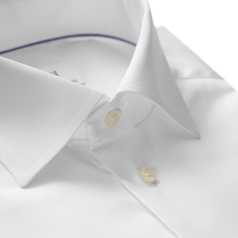 Signature Twill Super Slim Shirt - Thernlunds
