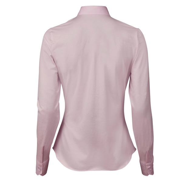Stenströms - Skjorta - Salma Slimline Shirt (500 Light pink) - Thernlunds