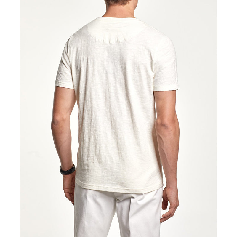 Morris - T-shirt - Lily Tee (02 Off White) - Thernlunds