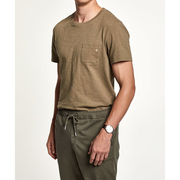 Morris - T-shirt - Lily Tee (77 Olive) - Thernlunds