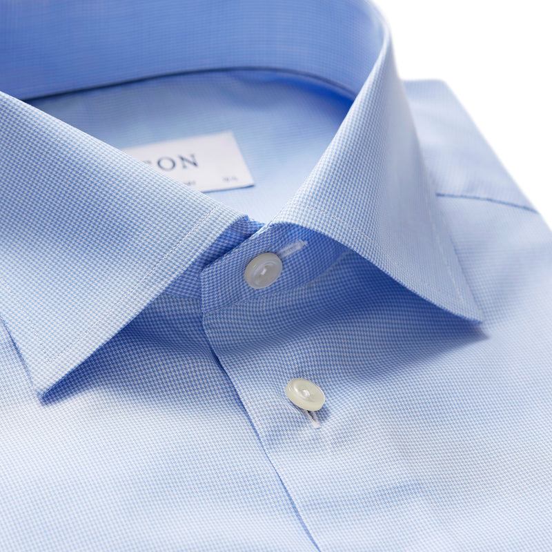 Fine Twill Contemporary Shirt - Thernlunds