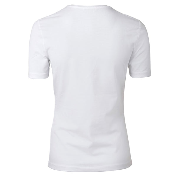 Stenströms - T-shirt - T-shirt, short sleeve (000 White) - Thernlunds