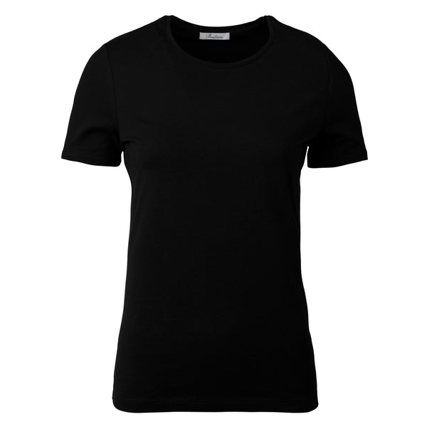 Stenströms - T-shirt - T-shirt, short sleeve (600 Black) - Thernlunds