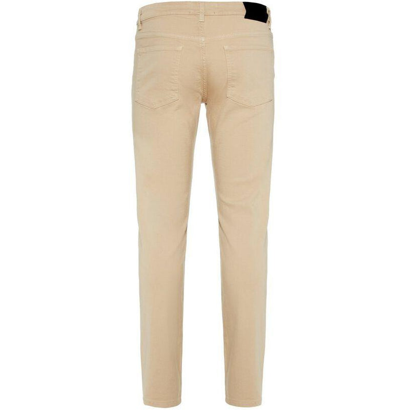J.Lindeberg - Jeans - Jay Solid Stretch (4633 Oxford Tan) - Thernlunds
